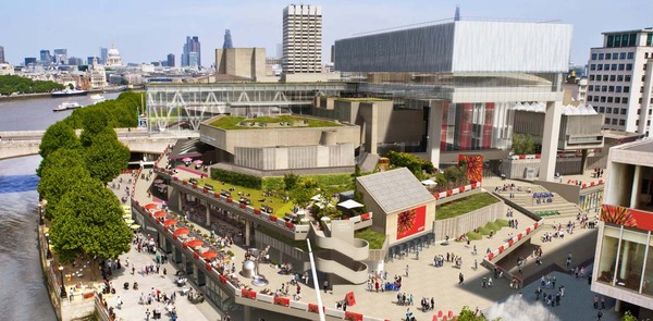 Southbank Centre 'still committed to redevelopment' despite agreeing to let skatepark remain