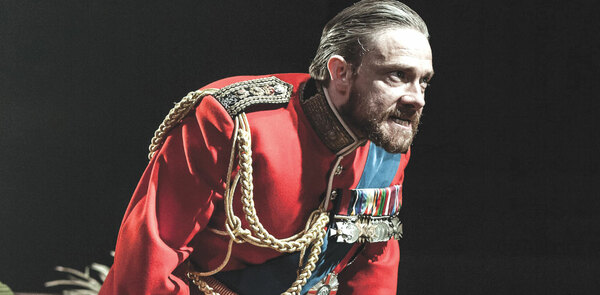 Richard III, the goldfish and the blood-spattered audience