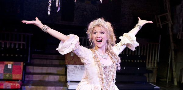 Scarlett Strallen heads UK Theatre Awards hopefuls