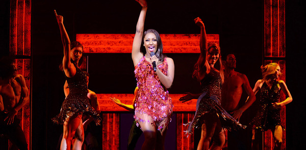 Alexandra Burke cast in The Bodyguard tour