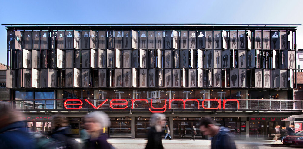 The Liverpool Everyman has won this year's RIBA Stirling Prize. Photo: Philip Vile.