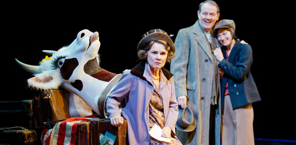 Mark Shenton's best theatre picks: October 16