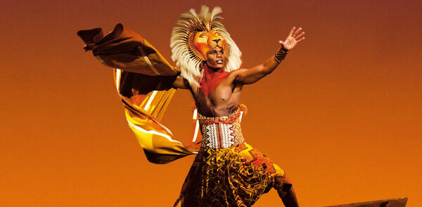 Disney musical The Lion King to be licensed for school productions