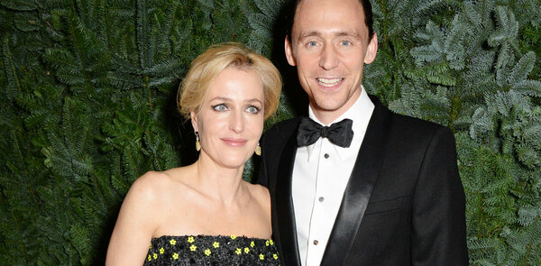 Gillian Anderson and Scottsboro Boys score Young Vic a double win at Evening Standard Theatre Awards