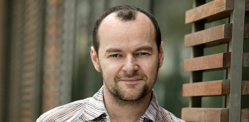 Playwright Dennis Kelly