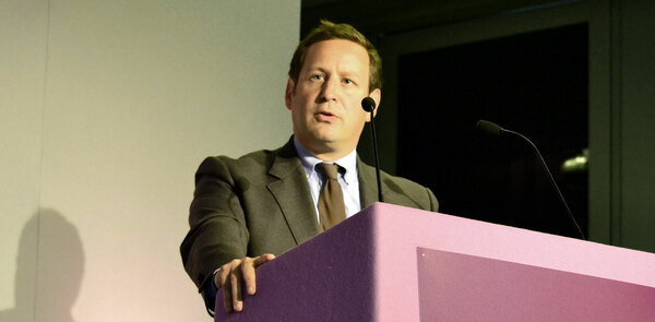 Culture minister Ed Vaizey defends education secretary: 'Praising science doesn't devalue arts'