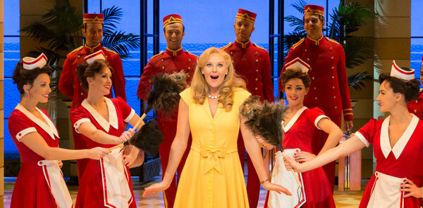 Dirty Rotten Scoundrels to tour the UK in 2015