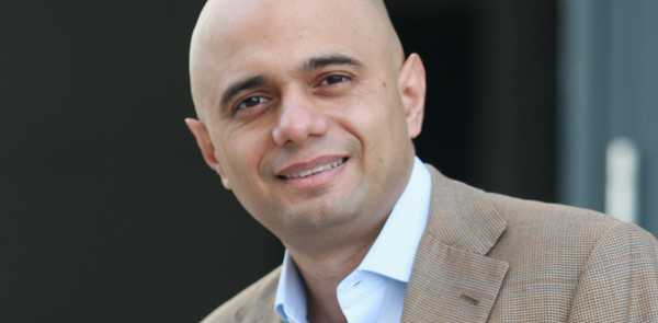 Culture secretary Sajid Javid defends freedom of speech in the arts