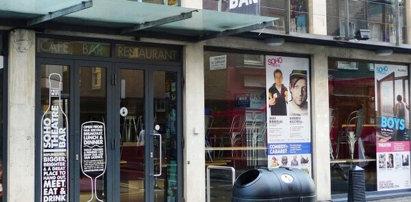 Soho Theatre ordered to pay £30,000 over incident which left stage manager paralysed