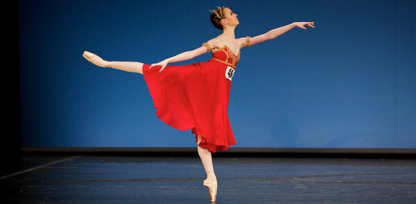 Royal Academy of Dance launches bursary scheme for ballet competition