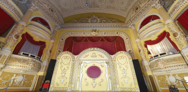 Blackpool's Pavilion Theatre to reopen as a museum
