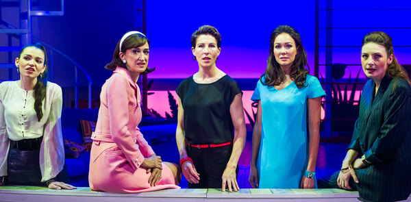 Women On the Verge has tried again – and failed better