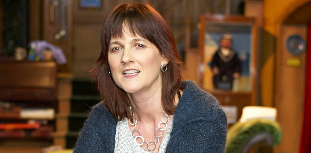 Hedda Beeby, who will step down as artistic director of the Watermill Theatre at the end of the year.