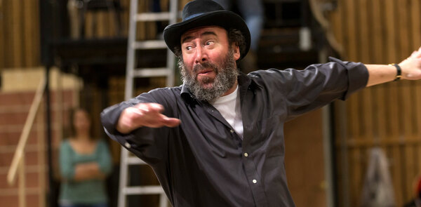 RSC unveils winter 2015 season and Antony Sher as Lear
