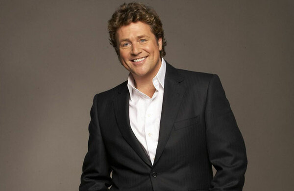 Michael Ball becomes patron of Perfect Pitch