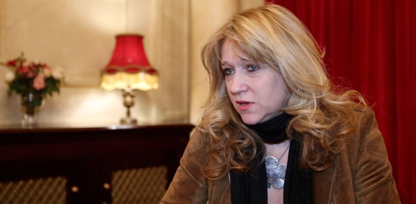 Watch now: Sonia Friedman calls for more new West End plays