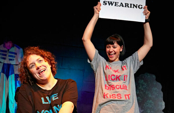 How theatre is adapting to relaxed performances