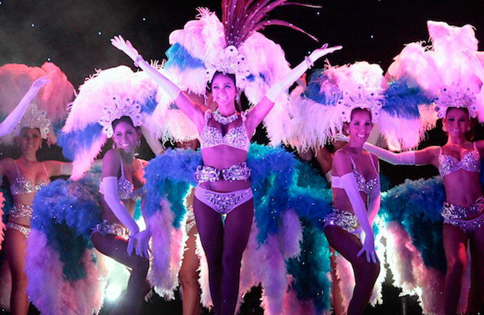 The Ladyboys of Bangkok has lost its site at this year's fringe.