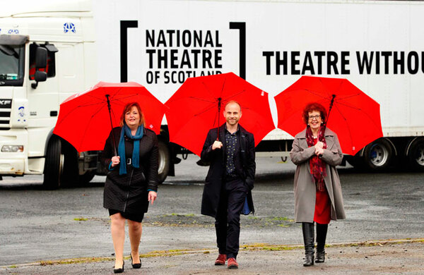 National Theatre of Scotland gains first permanent home