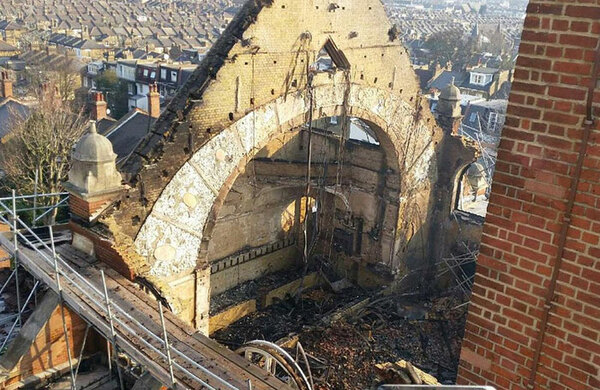 Battersea Arts Centre: 'This house of dreams will rise again'
