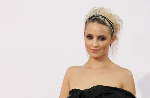 Glee's Dianna Agron to star in McQueen premiere