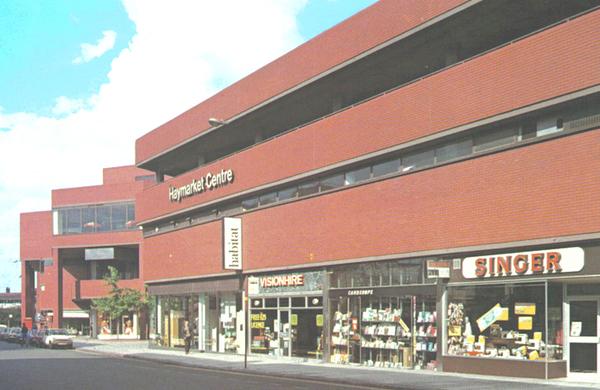 Leicester's Haymarket Theatre taken off market after eight empty years