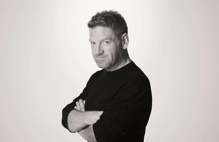 Kenneth Branagh. Photo: Johan Persson
