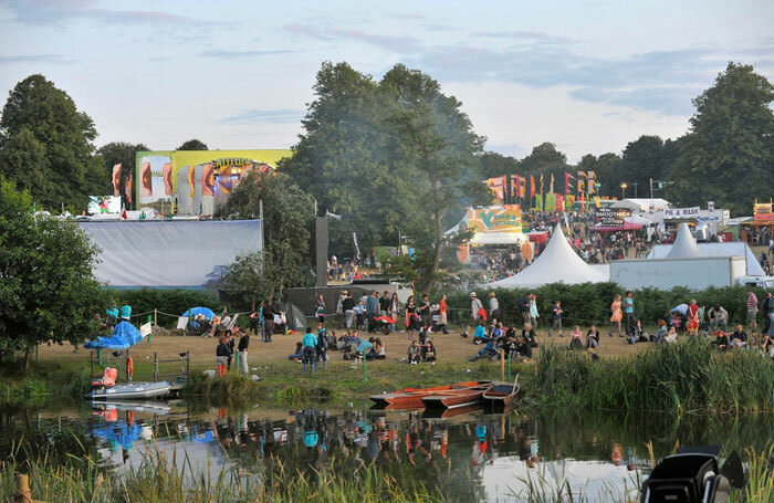 Latitude Festival 2009. Photo: Paul Wesley Griggs