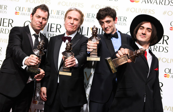 Olivier Awards 2015: A View from the Bridge and Sunny Afternoon lead winners