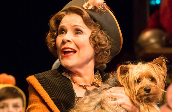 Gypsy extends West End run to November 2015