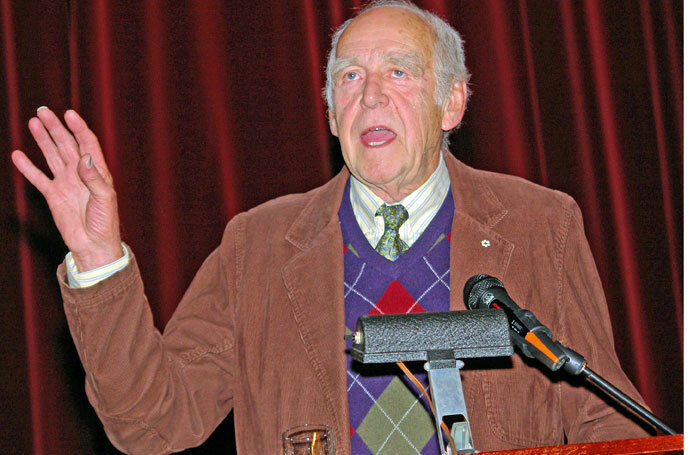 Obituary: Paul Almond