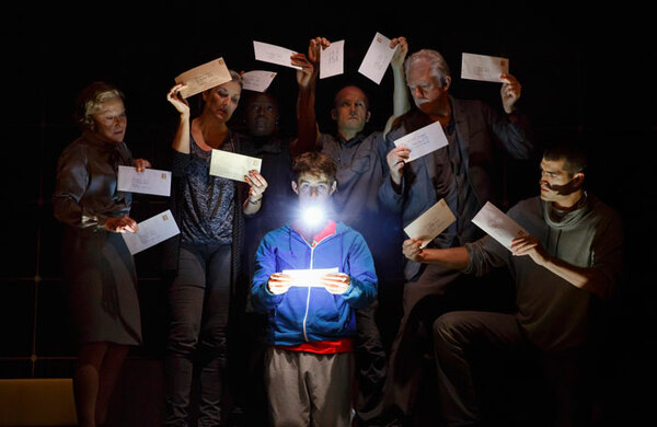 Curious Incident bags US Outer Critics Circle awards