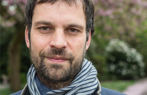 Walter Meierjohann: 'I want to create a fusion of English and German theatre'