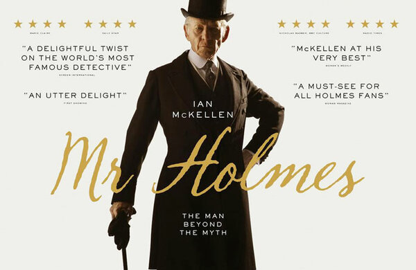 Competition: Win tickets to the premiere of Mr Holmes starring Ian McKellen