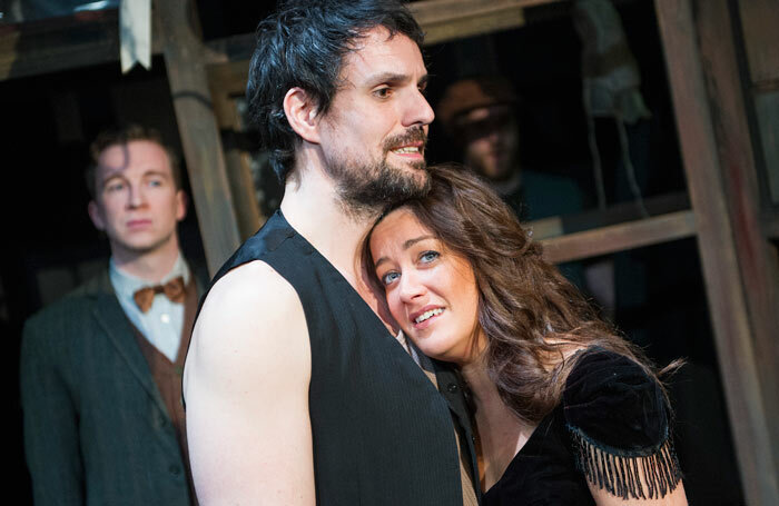 Theatre Bench was behind a recent production of Therese Raquin at Finborough Theatre. Photo: Tristram Kenton