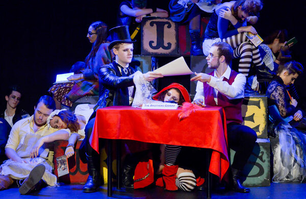 Stuart Piper: What do agents look for in a musical theatre graduate?