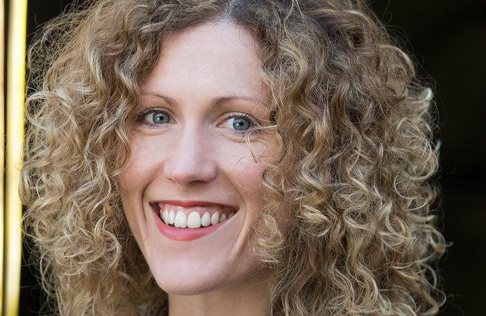 Caroline Finn, artistic director, National Dance Company Wales. Photo: Vreni Arbes