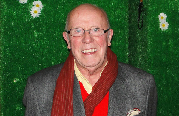 Hampstead Theatre founder James Roose-Evans sets up older actors' company