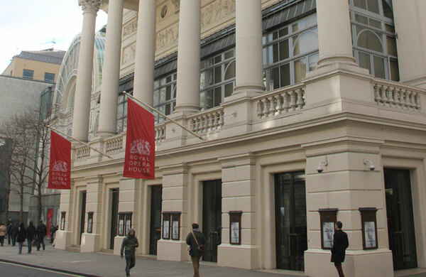 Royal Opera House posts 12% box office revenue increase