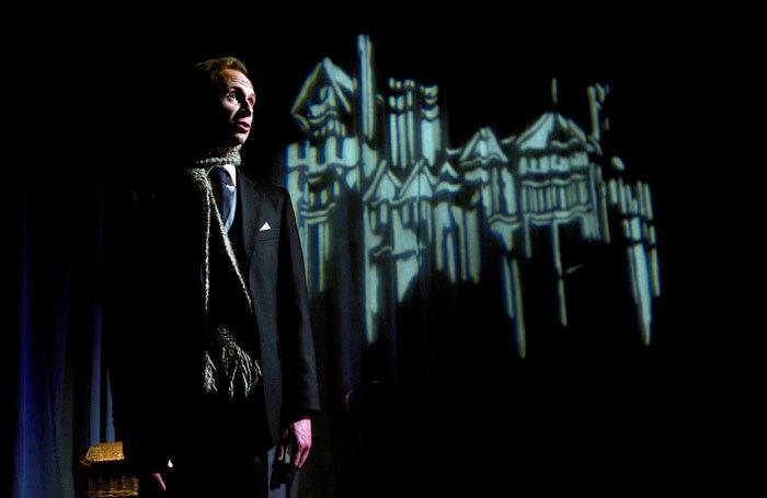 The Woman in Black at the Stephen Joseph Theatre in Scarborough. Photo: Tony Bartholomew