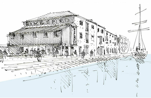 Bike Shed plans to create £4m theatre from Exeter warehouse