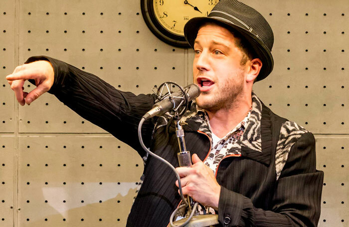 Matt Cardle in Memphis. Photo: Johan Persson