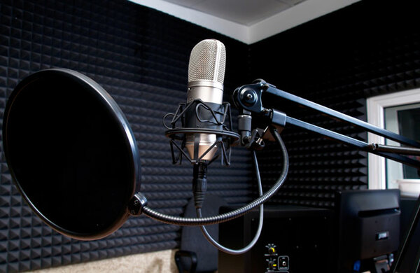 Radio: The Good Listener – Ghost in the Machine
