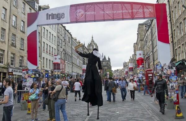 Alistair Smith: Prepare to succeed at Edinburgh Fringe