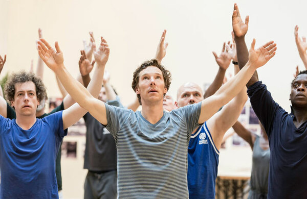 Paddy Smith: Reviewing previews of Cumberbatch's Hamlet is the starting pistol in a race to the bottom