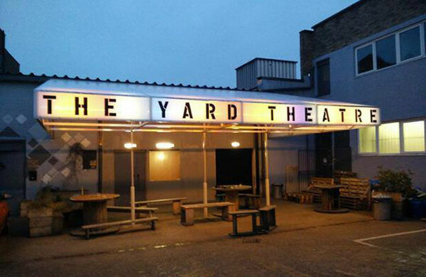 Honour Bayes: What have the Yard Theatre and Jeremy Corbyn got in common?