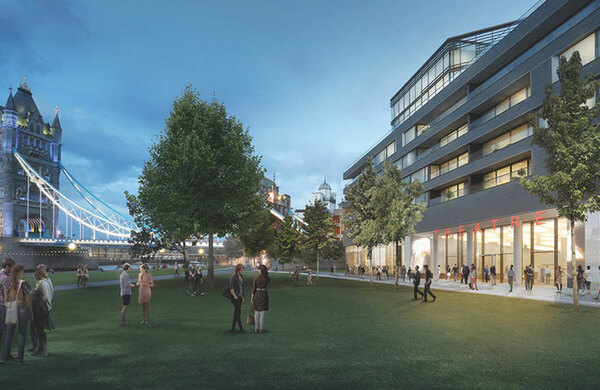 Hytner and Starr's London Theatre Company to build 900-seat theatre at Tower Bridge