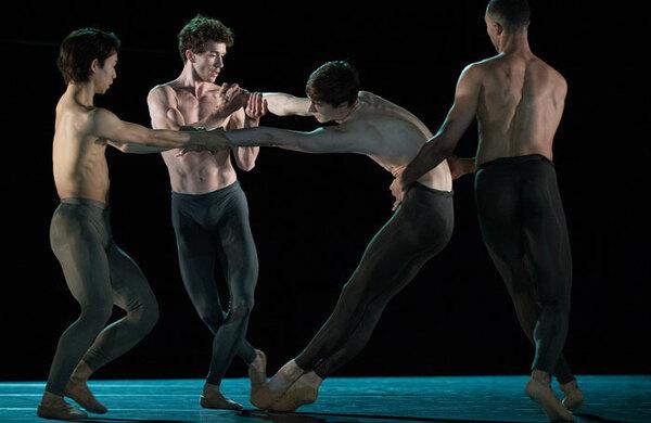 Ballet Zurich: Kairos/Sonett