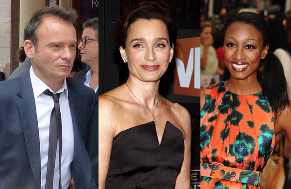 Kristin Scott Thomas and Beverley Knight in running for Hospital Club awards
