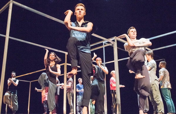 Sadler's Wells to stage Apex Rising youth dance festival